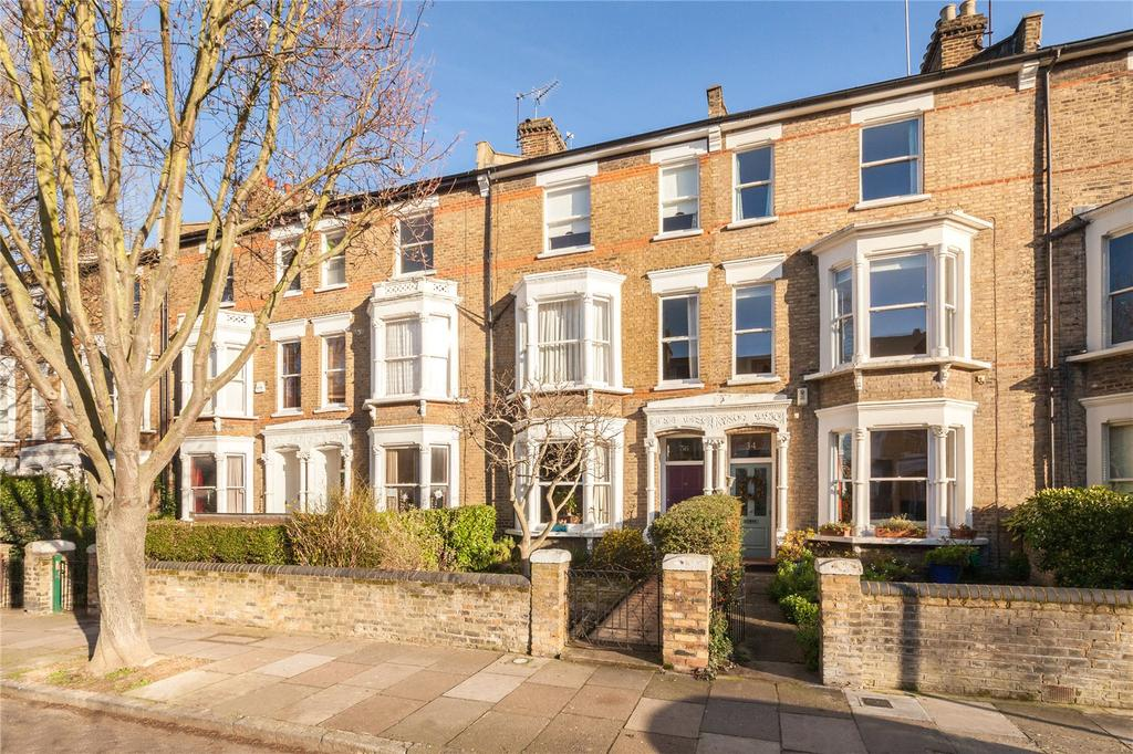 5 Bedrooms Terraced House for sale in Huddleston Road, Tufnell Park, London