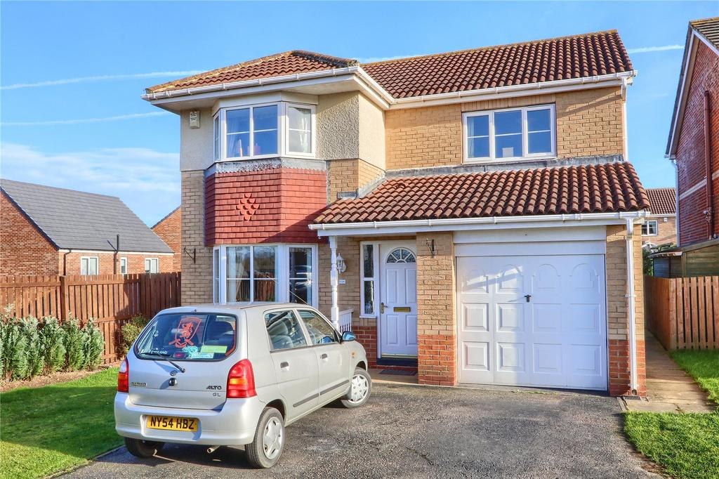 4 Bedrooms Detached House for sale in Shandon Park, Marton