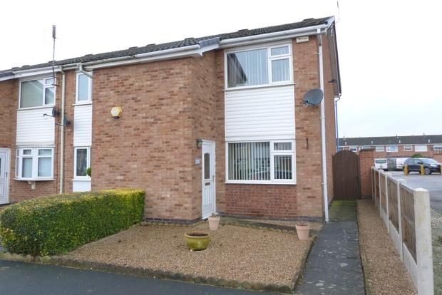 2 Bedrooms Town House for sale in Long Furrow, East Goscote, Leicester, LE7