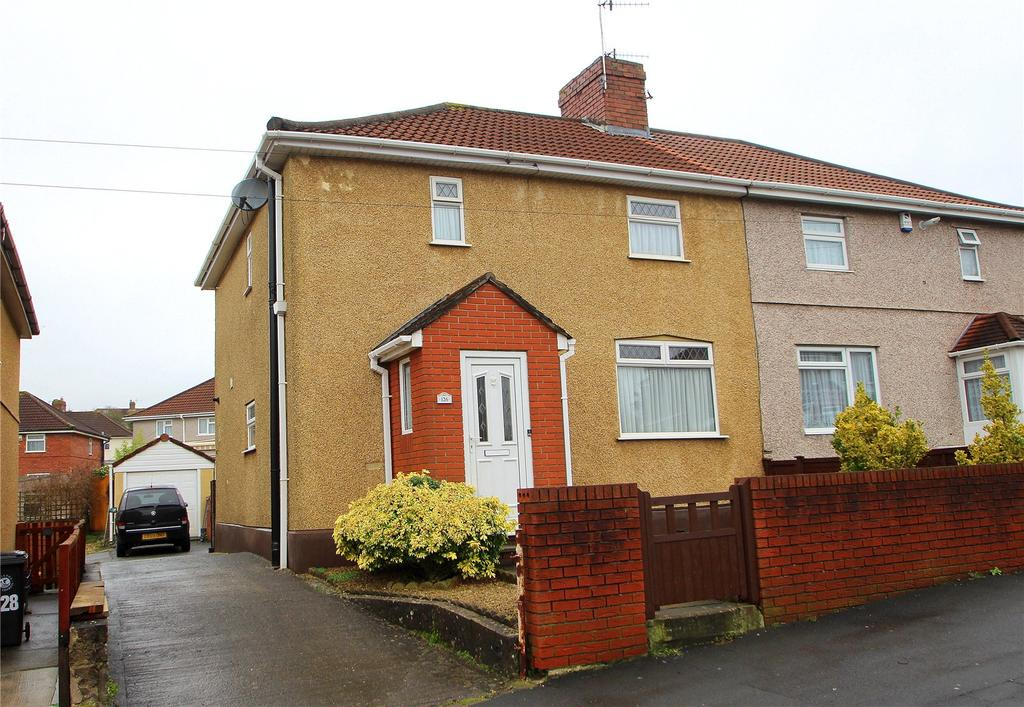 3 Bedrooms Semi Detached House for sale in Bishopsworth Road, Bishopsworth, Bristol, BS13