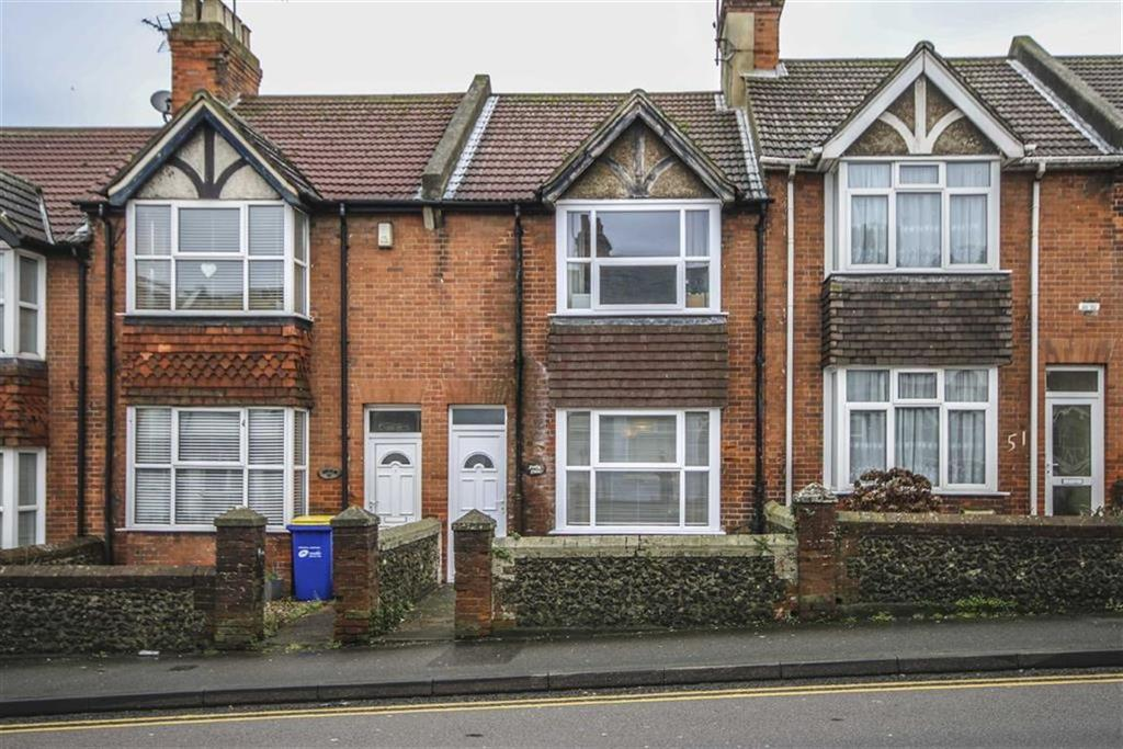 3 Bedrooms Terraced House for sale in Brighton Road, Newhaven