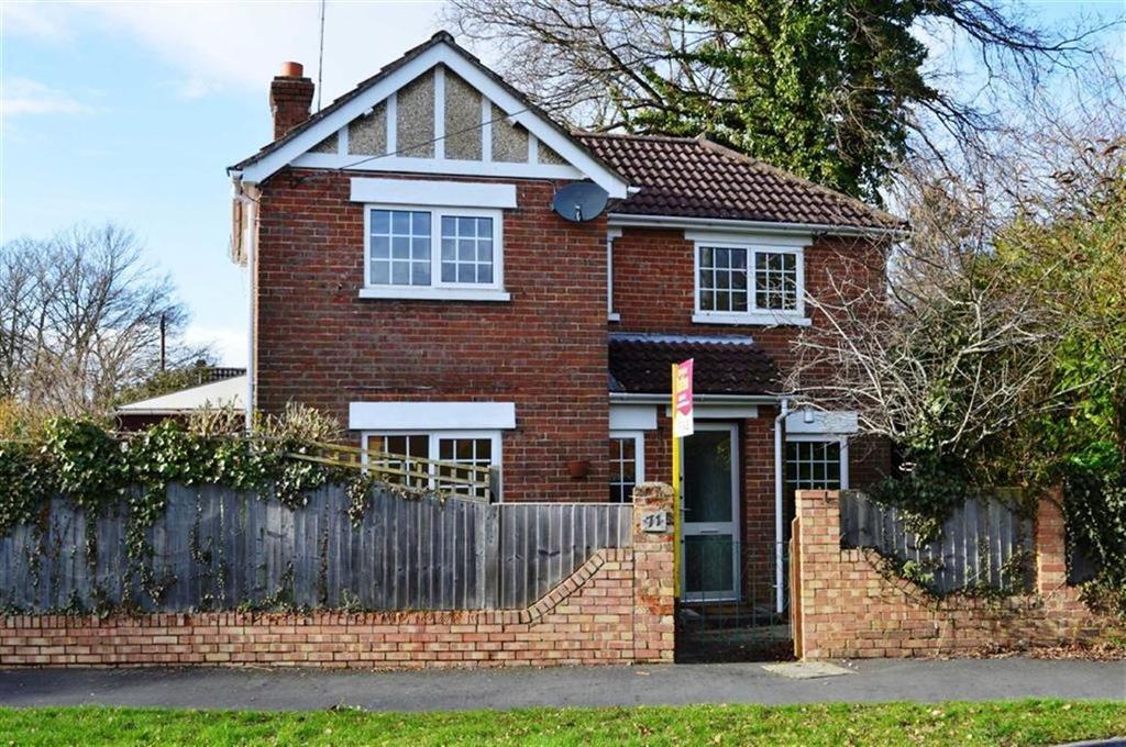 4 Bedrooms Detached House for sale in Hayes Lane, Wimborne, Dorset