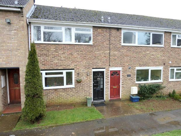 2 Bedrooms Terraced House for sale in Winters Way, Bloxham