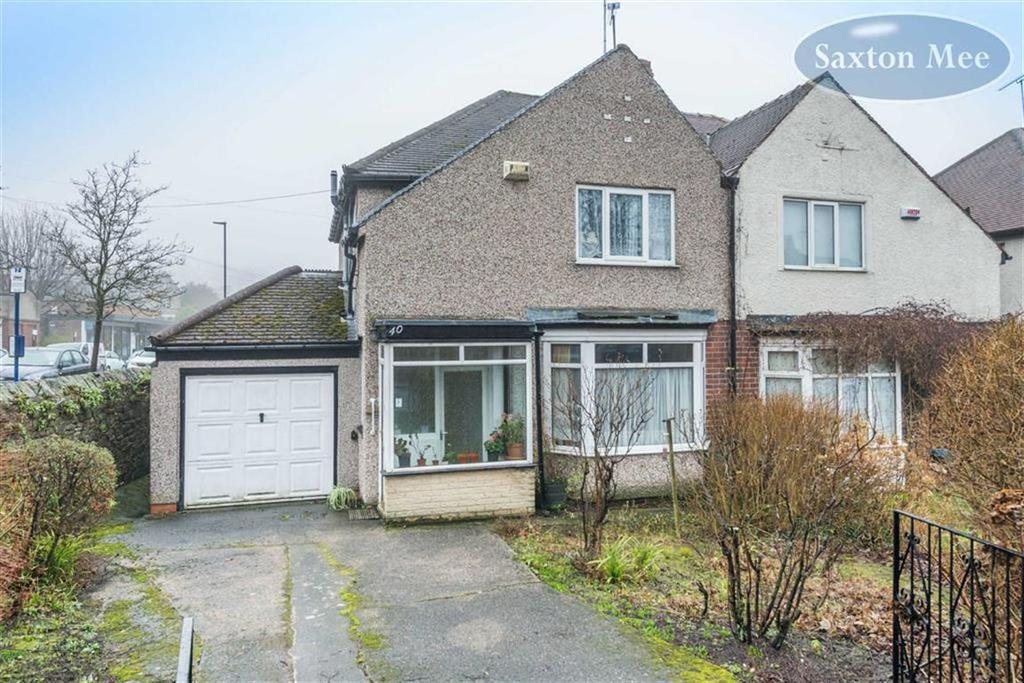 3 Bedrooms Semi Detached House for sale in Brooklands Crescent, Fulwood, Sheffield, S10