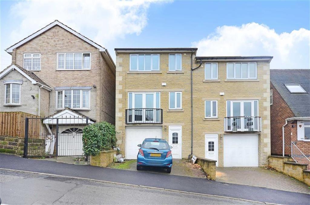 3 Bedrooms Semi Detached House for sale in 3, Walkley Terrace, Walkley, Sheffield, S6