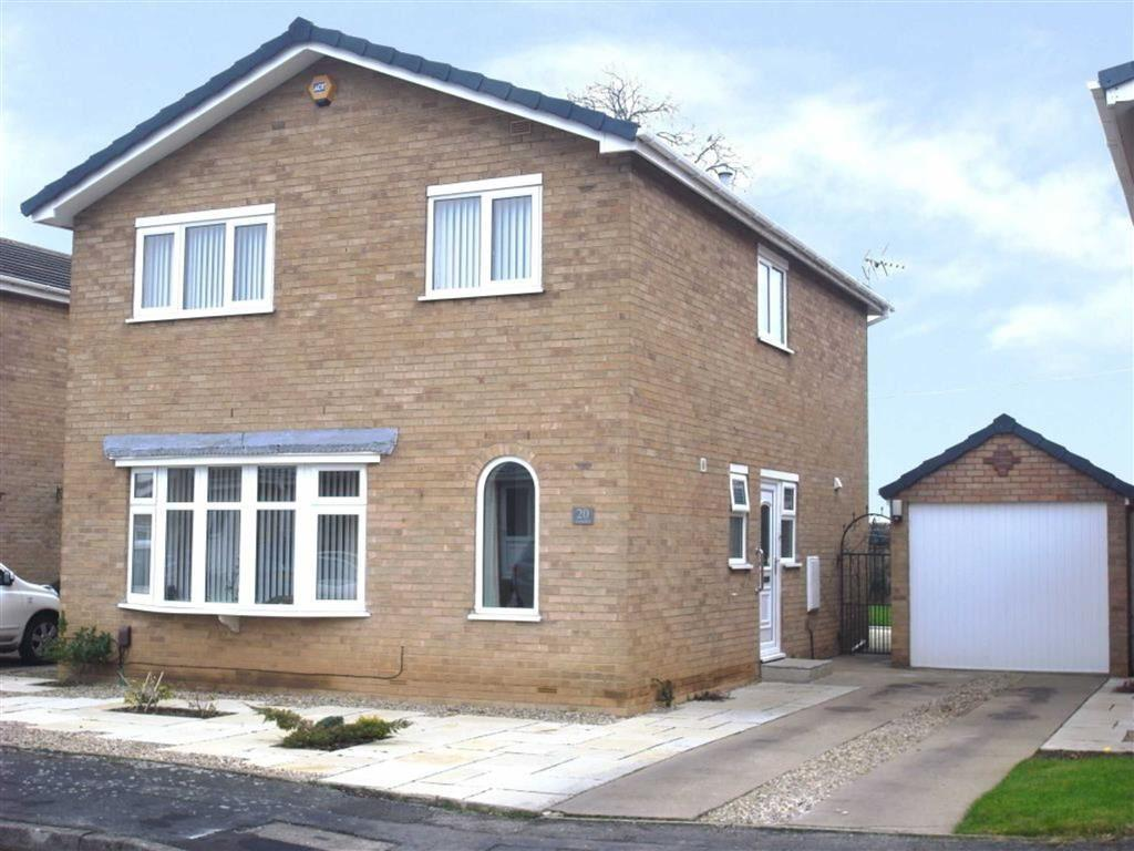 4 Bedrooms Detached House for sale in Annandale, Darlington