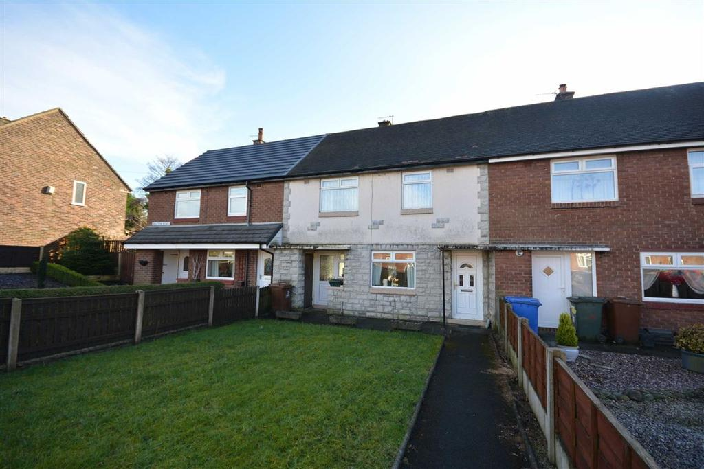 3 Bedrooms Terraced House for sale in Milton Road, Coppull, Chorley, PR7