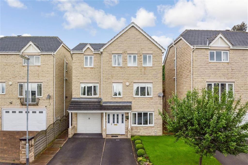 4 Bedrooms Detached House for sale in College Avenue, Lindley, Huddersfield, HD3