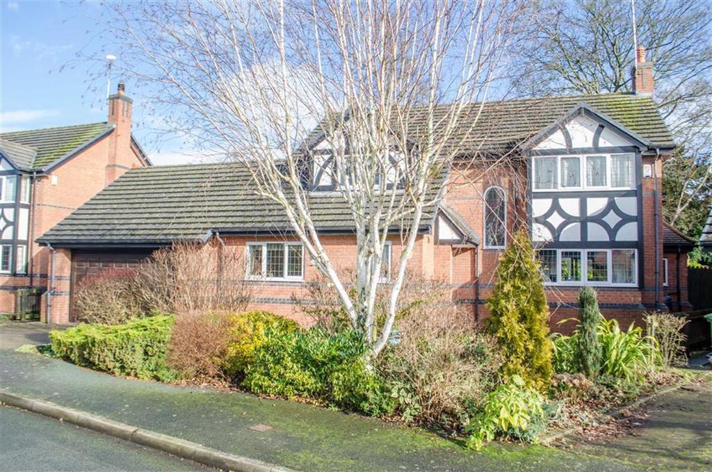 4 Bedrooms Detached House for sale in The Copse, Rossett, Wrexham, Rossett