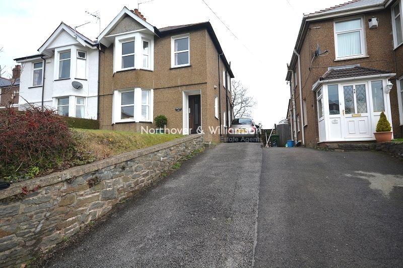 3 Bedrooms Semi Detached House for sale in Ty Mawr Road, Rumney, Cardiff, Cardiff. CF3