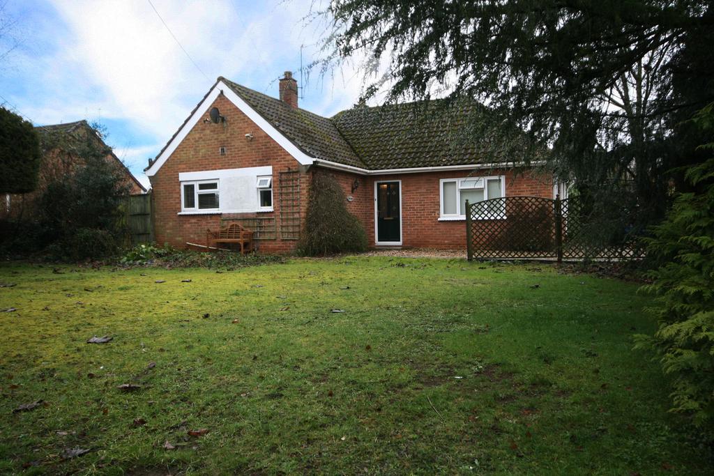 4 Bedrooms Detached Bungalow for sale in Thurston, Bury St Edmunds IP31