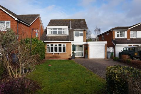 4 bedroom detached house to rent - Hallcroft Way, Knowle, B93 9EW