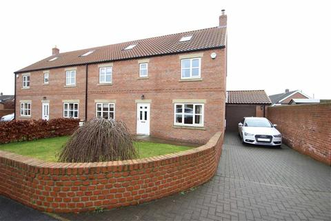 New Build Houses For Sale In Northallerton