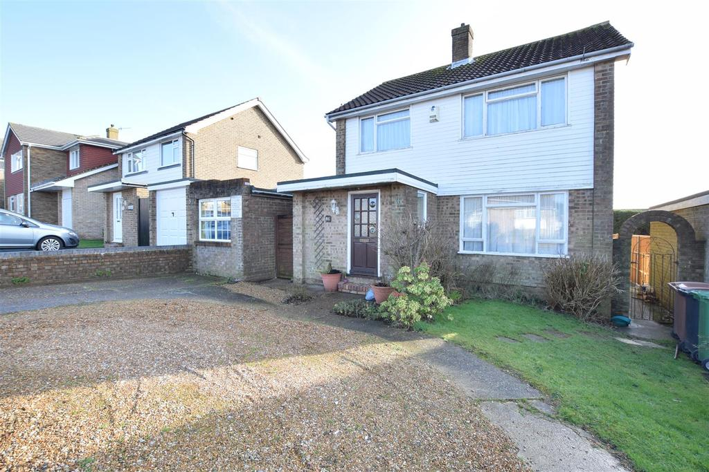 5 Bedrooms Detached House for sale in Parkstone Road, Hastings