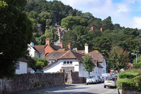 6 Bedrooms Detached House for sale in Minehead