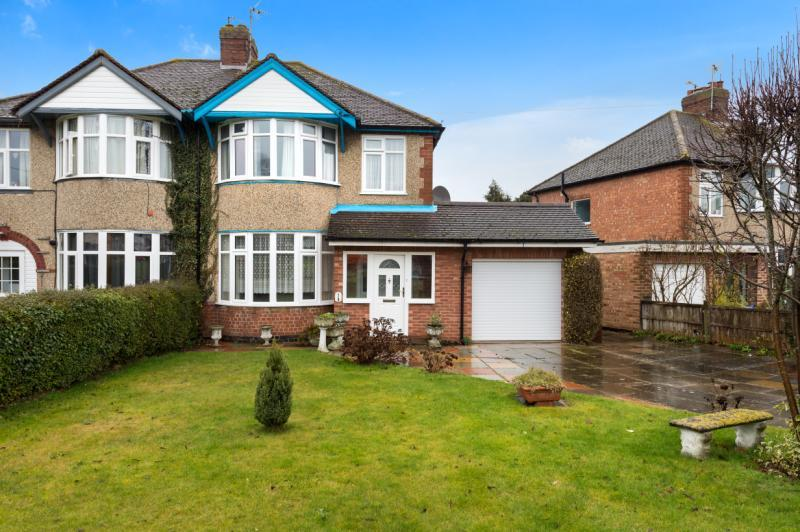 3 Bedrooms Semi Detached House for sale in St. Pauls Crescent, Botley, Oxford