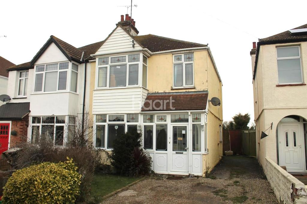 3 Bedrooms Semi Detached House for sale in Silchester Corner, Great Wakering
