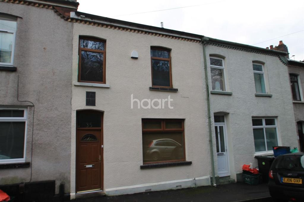 3 Bedrooms Terraced House for sale in Power Street, Newport