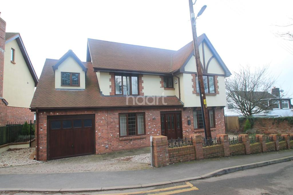 5 Bedrooms Detached House for sale in Old Hill, Christchurch, Newport