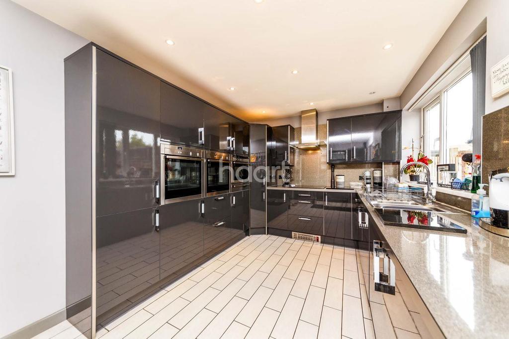 3 Bedrooms Terraced House for sale in Livingstone Link, Chells, Stevenage