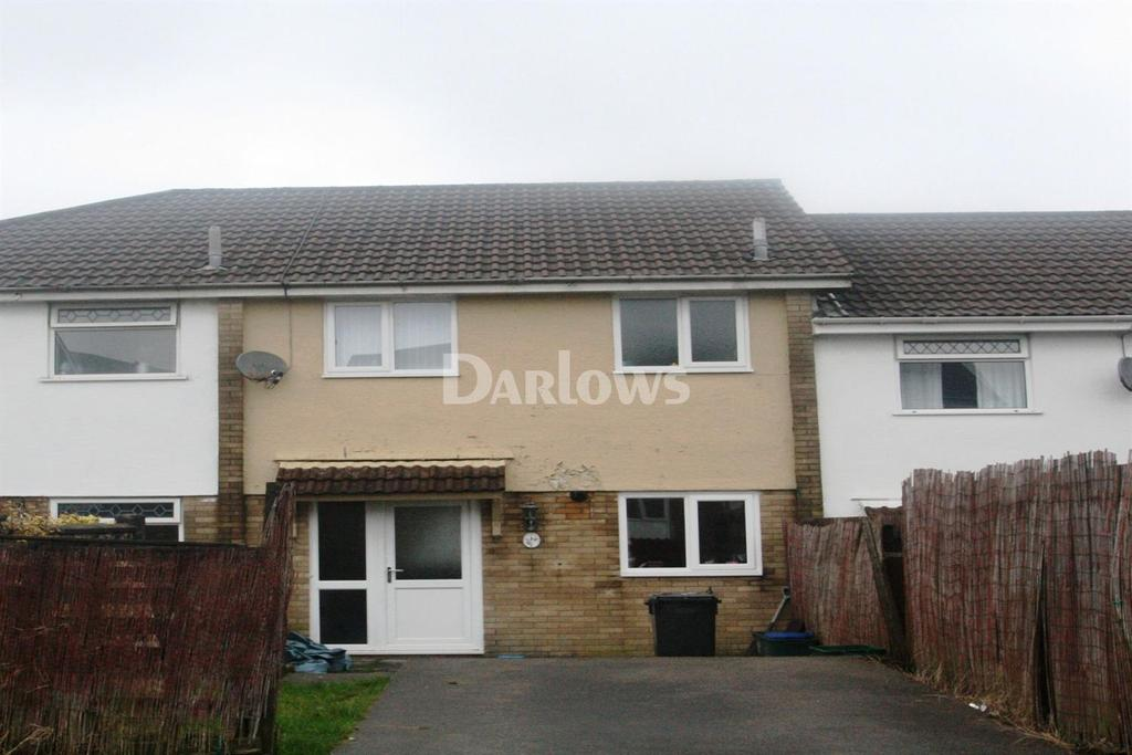 3 Bedrooms Terraced House for sale in Kidwelly Grove, Merthyr Tydfil