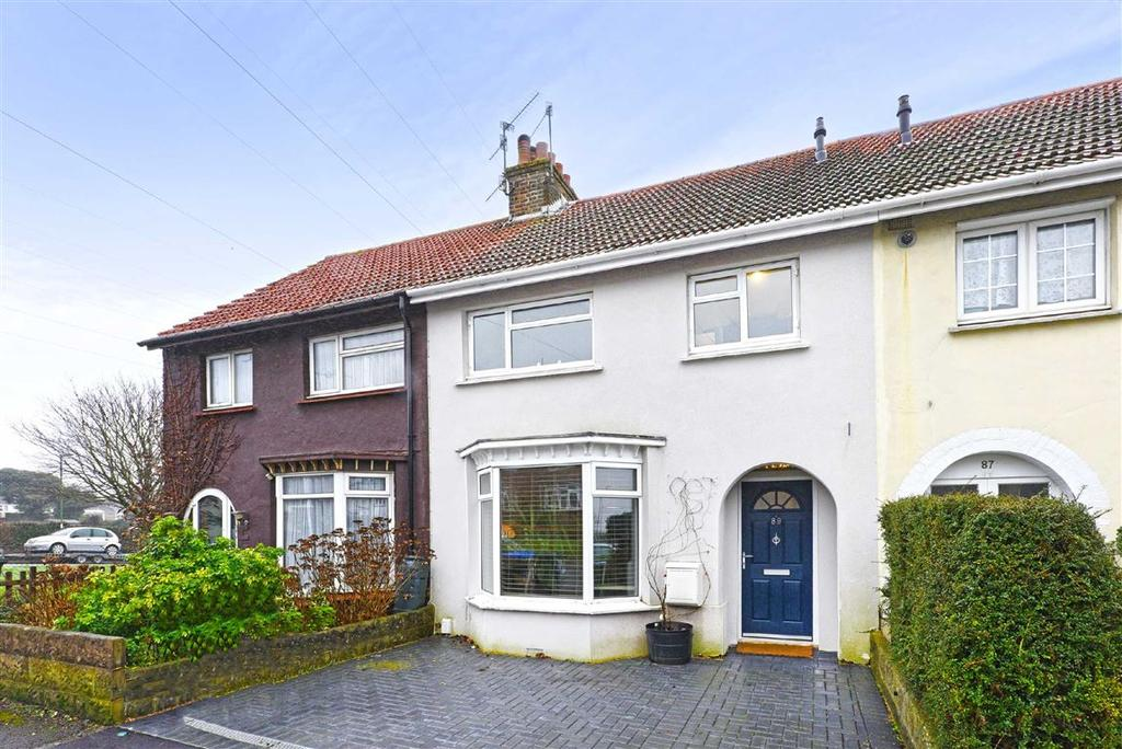 3 Bedrooms Terraced House for sale in Mile Oak Road, Southwick