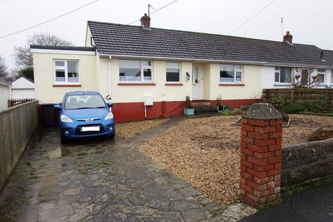 3 bedroom semi-detached bungalow for sale - Taw View
