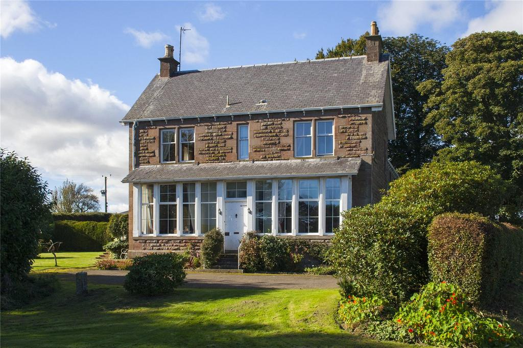 6 Bedrooms Detached House for sale in Jennyswells House, Colliston, Arbroath, Angus, DD11