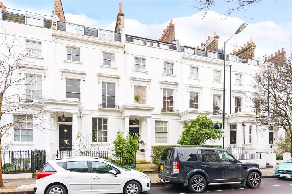2 Bedrooms Flat for sale in St Mary's Terrace, Little Venice, London, W2