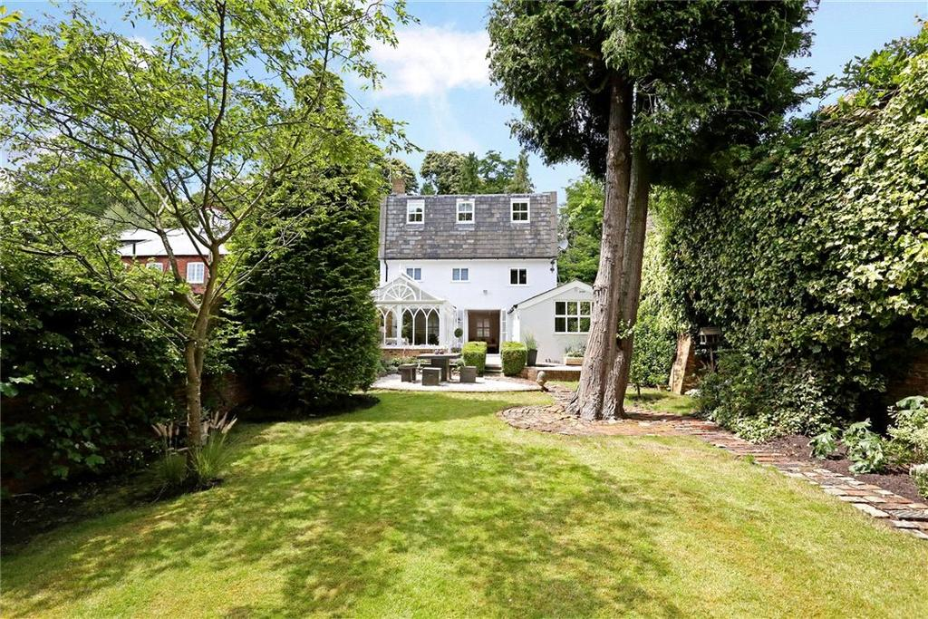 4 Bedrooms Detached House for sale in Station Road, Sunningdale, Ascot, Berkshire, SL5