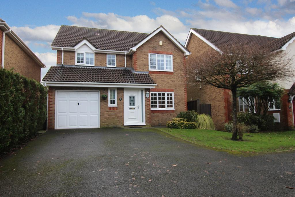 5 Bedrooms Detached House for sale in DIBDEN