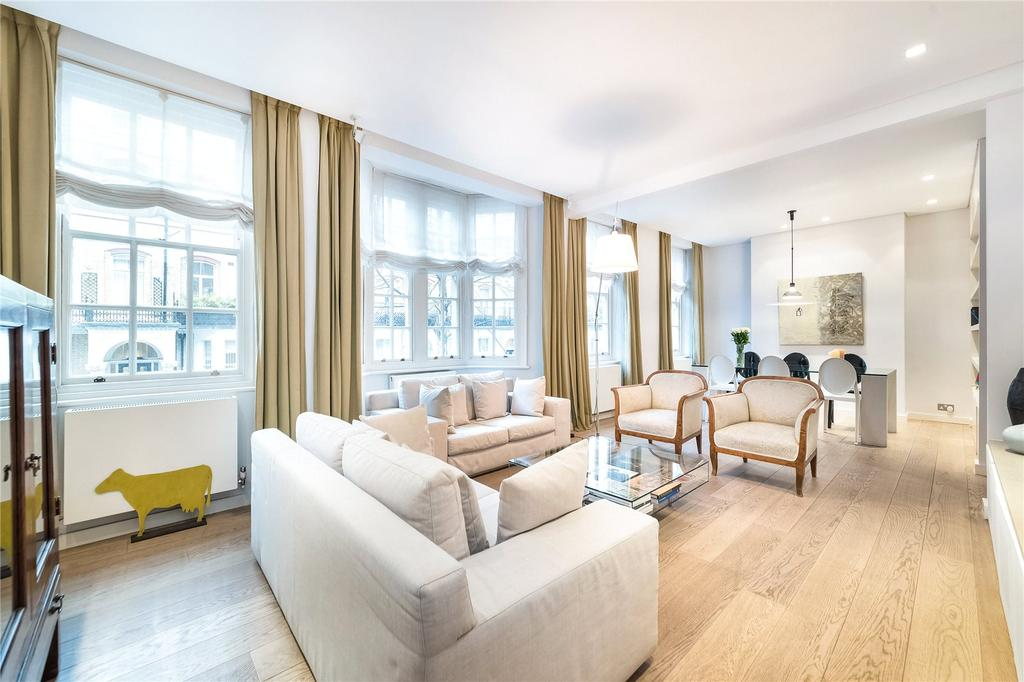 3 Bedrooms Flat for sale in Coleherne Court, Old Brompton Road, London, SW5