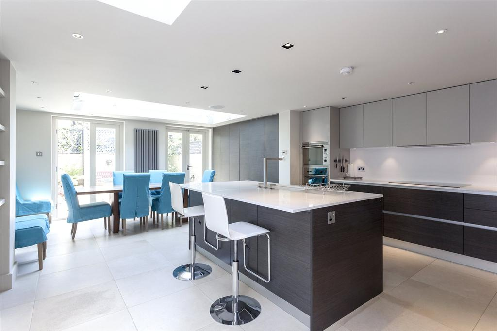5 Bedrooms Terraced House for sale in Parthenia Road, Eel Brook Common, Parsons Green, Fulham, SW6