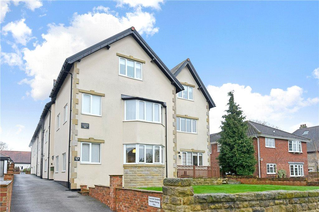 2 Bedrooms Apartment Flat for sale in Cavendish Gardens, 17 Cavendish Avenue, Harrogate, North Yorkshire