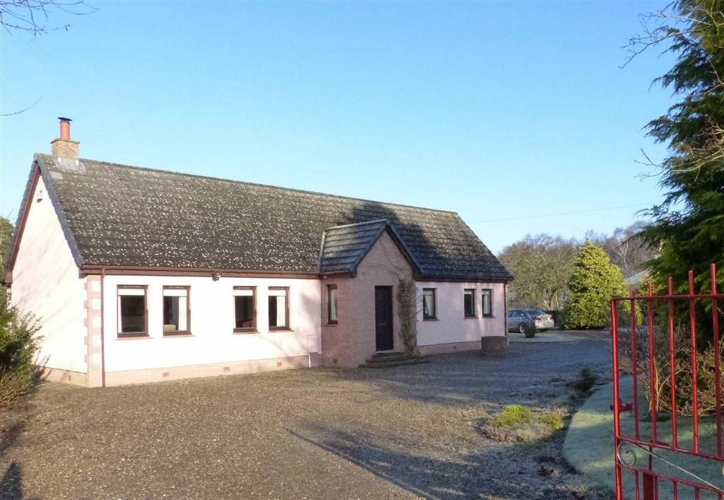 5 Bedrooms Villa House for sale in Main Street, Ardler, Blairgowrie, Perthshire