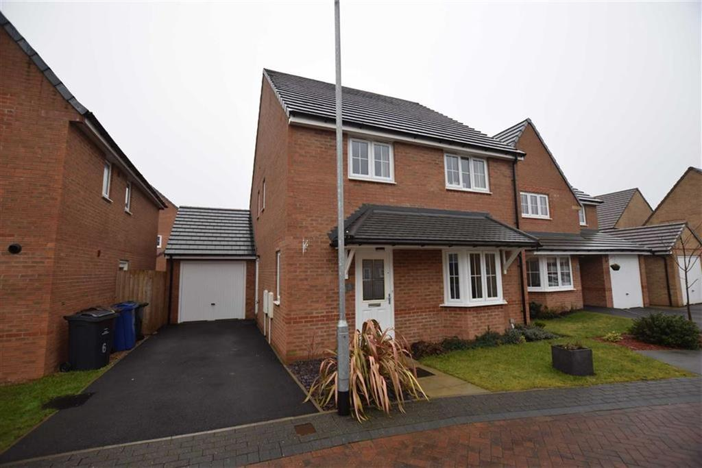 4 Bedrooms Detached House for sale in Mossley Place, Penistone, SHEFFIELD, S36