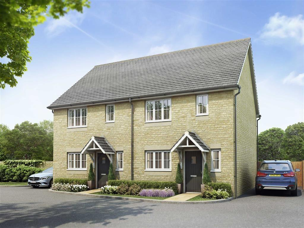 3 Bedrooms Semi Detached House for sale in Woodside Lane, King's Stanley, Gloucestershire
