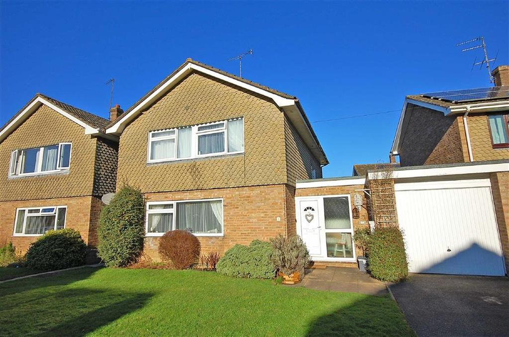 4 Bedrooms Link Detached House for sale in Chatcombe Close, Charlton Kings, Cheltenham, GL53