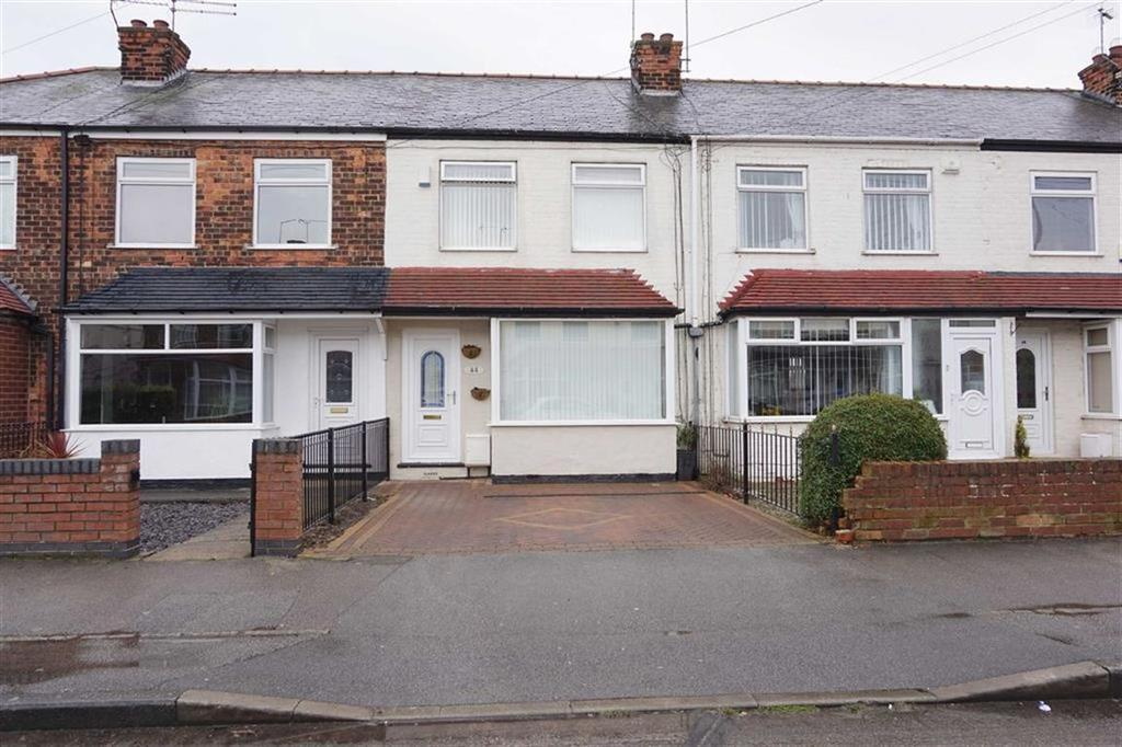 2 Bedrooms Terraced House for sale in Penshurst Avenue, Hessle, Hessle, HU13