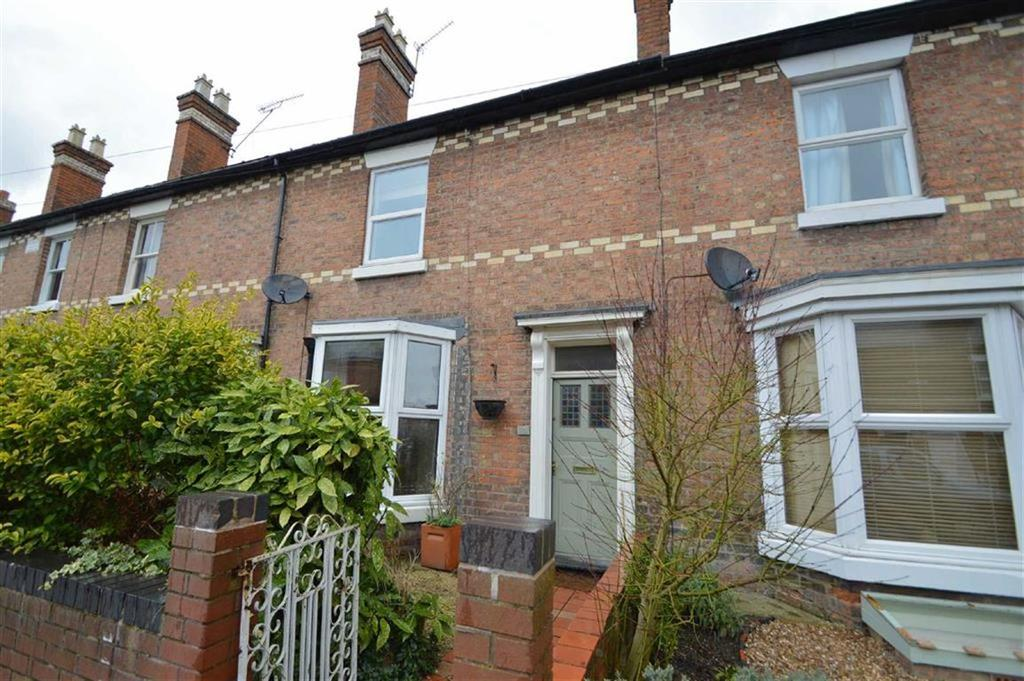 3 Bedrooms Terraced House for sale in Greenfield Street, Greenfields, Shrewsbury