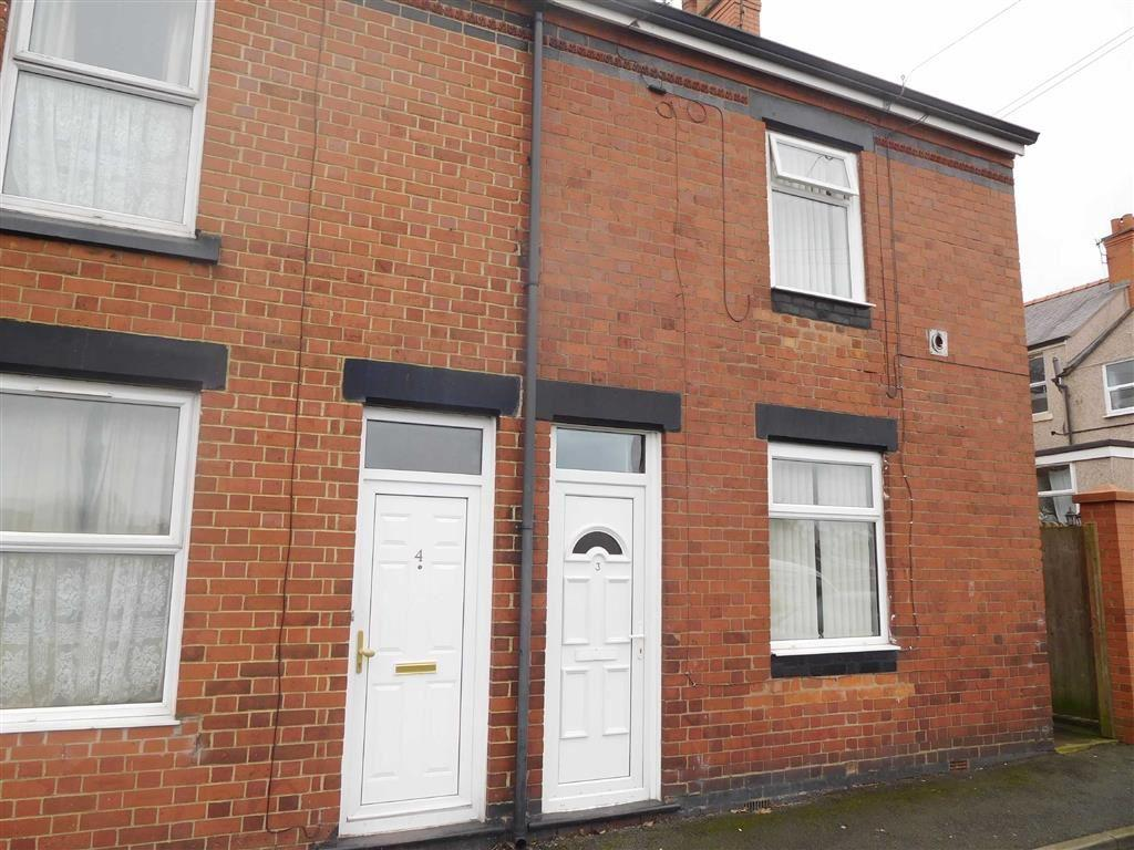 4 Bedrooms Semi Detached House for sale in Greenbank Street, Hightown, Wrexham