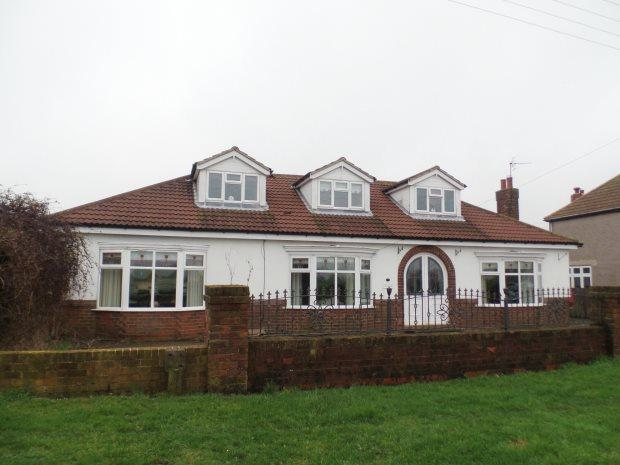 4 Bedrooms Detached Bungalow for sale in 9 LOANING BURN, EASINGTON VILLAGE, PETERLEE AREA VILLAGES