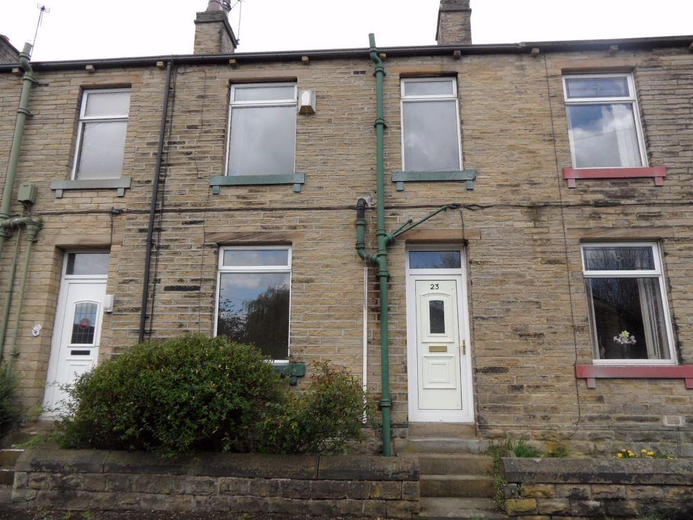 2 Bedrooms Terraced House for sale in Lee Street, LIVERSEDGE, West Yorkshire