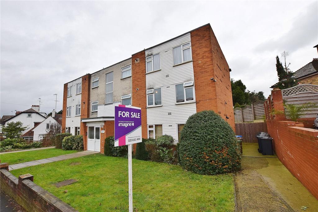 2 Bedrooms Apartment Flat for sale in Hantone House, Bushey Grove Road, Bushey, Hertfordshire, WD23