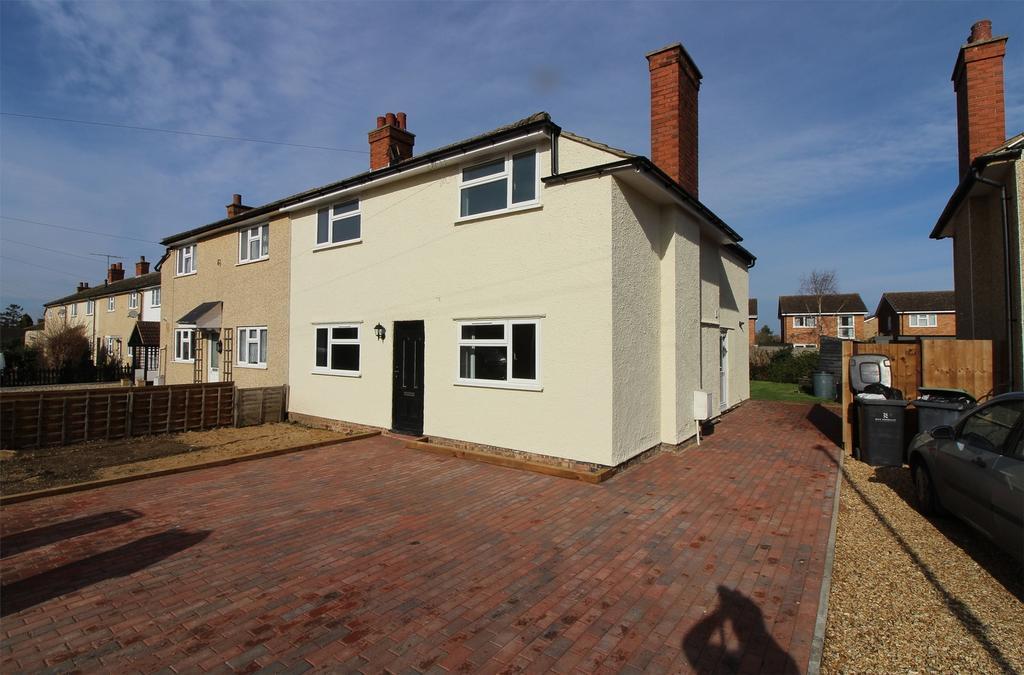 4 Bedrooms Semi Detached House for sale in Cambridge Road, Langford, Biggleswade, Bedfordshire