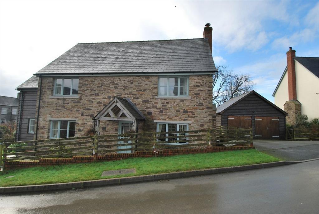 3 Bedrooms Detached House for sale in 1 Horseyard Lane, Evenjobb, Presteigne