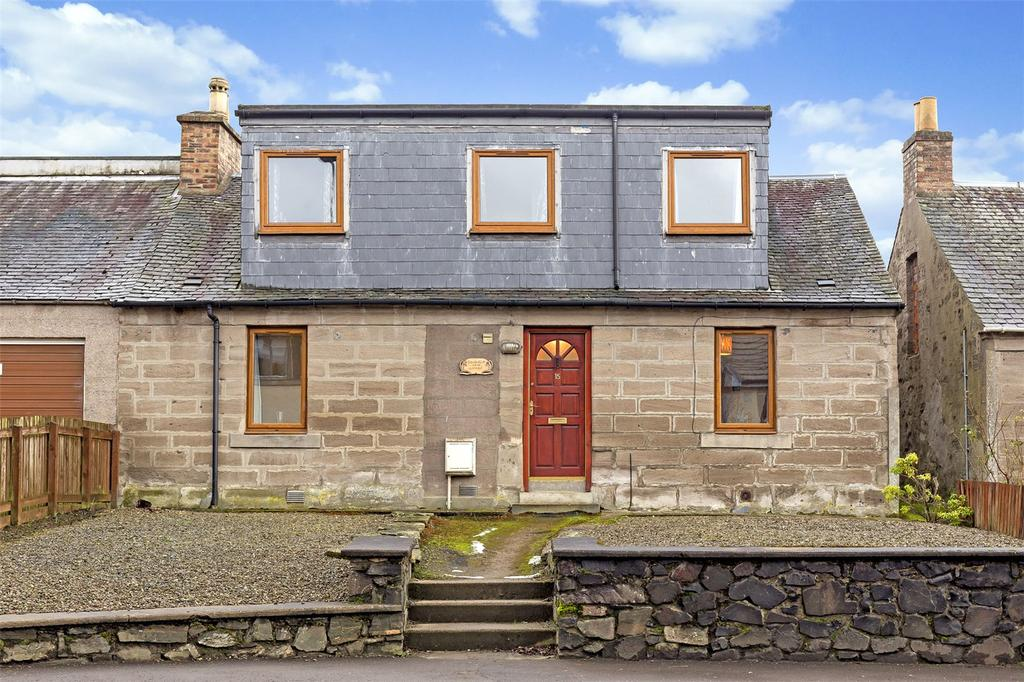 3 Bedrooms Semi Detached House for sale in Strathallan Cottage, 13/15 Perth Road, Scone, Perth, PH2