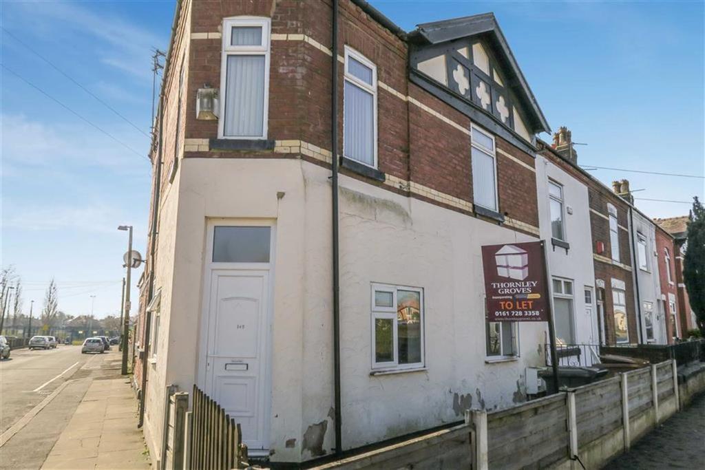 2 Bedrooms Apartment Flat for sale in Ellesmere Street, Swinton