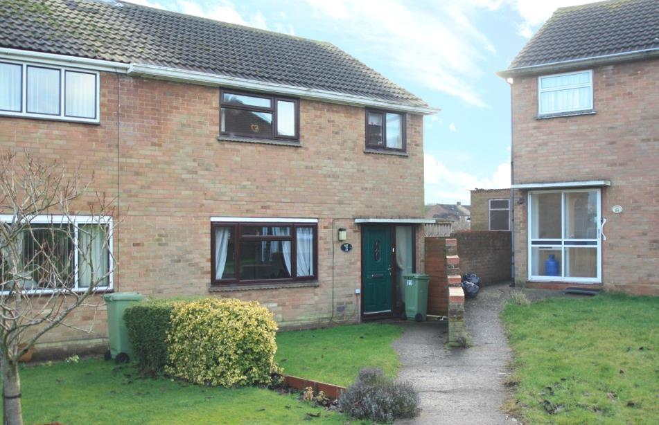 3 Bedrooms Semi Detached House for sale in Angus Drive, Bletchley, Milton Keynes