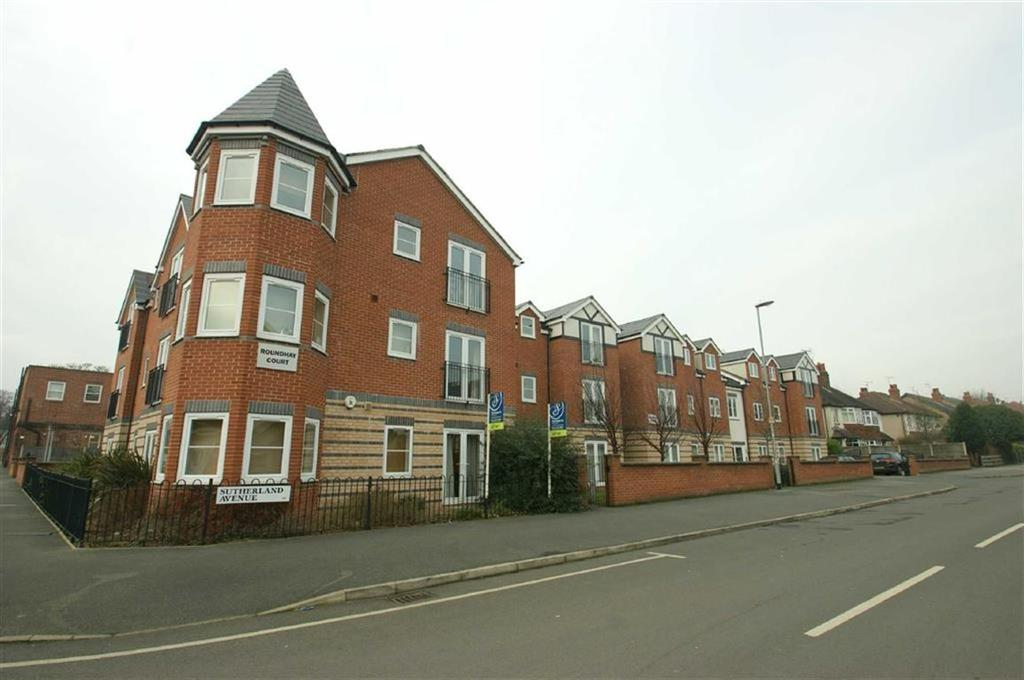 2 Bedrooms Flat for sale in Roundhay Court, Sutherland Avenue, LS8